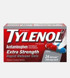 Tylenol (Acetaminophen)