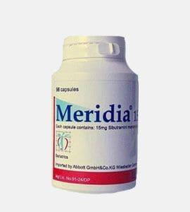 Meridia (Sibutramine)