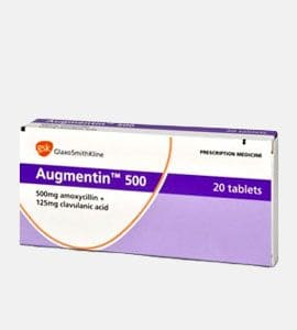 Augmentin (Amoxicillin)
