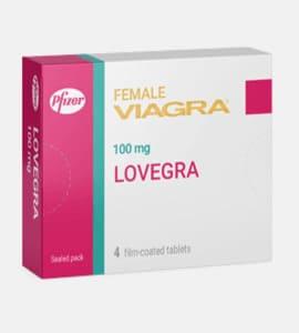 Female Viagra (Sildenafil)