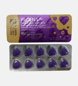 Fildena (Sildenafil)