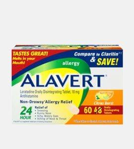 Alavert (Loratadine)