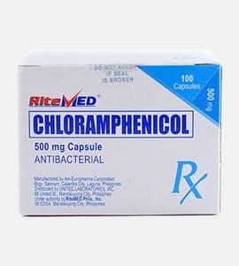 Chloromycetin (Chloramphenicol)