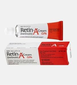 Retin-A cream 0.1%