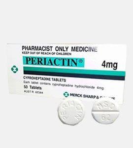 Periactin (Cyproheptadine)