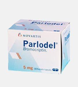 Parlodel (Bromocriptine)