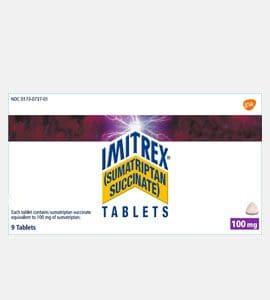 Imitrex (Sumatriptan)