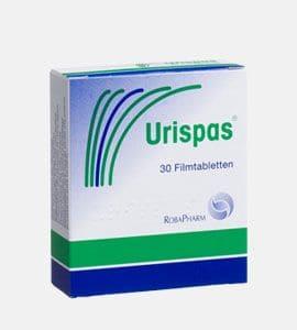 Urispas (Flavoxate)